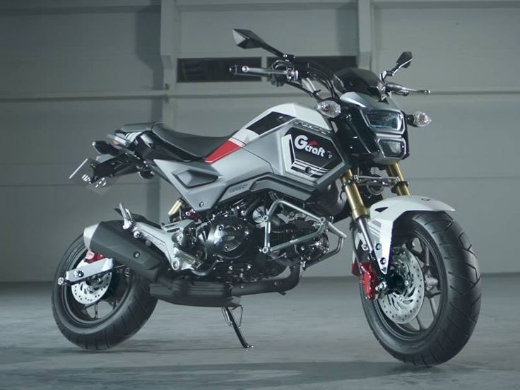 2016 Honda MSX125 Review / Specs - Grom Changes Coming to the USA?   Honda-Pro Kevin