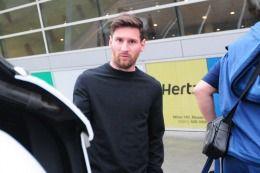 Tras pasar unos días por Rosario, Messi se fue de vacaciones junto a su familia - Deportes Télam