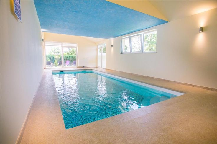 Enjoy the indoor pool in Rovinj, Croatia!