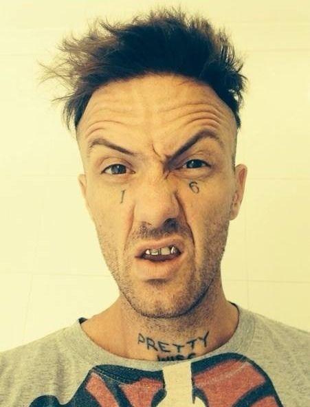 ooh, i love my ugly boy ♫ (ninja, die antwoord)