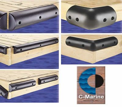 C-Marine Dock Bumpers (High-End Series)