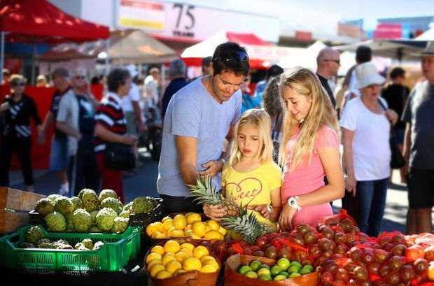 Sunshine Coast Markets
