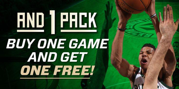 It's Fan Appreciation Night! Buy a ticket for tonights Bucks vs. Cavs game & get one for FREE on.nba.com/1pVRFPF