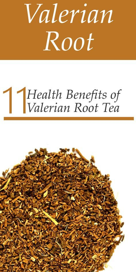 11 Health Benefits of Valerian Root Tea. This medicinal herbs calms the nerves, relaxes the muscles and improves blood flow to the heart. Despite its powerful sedative properties, Valerian is great to take during the day because it can greatly increase concentration, memory and performance. Valerian is useful in the treatment of anxiety, addiction, epilepsy, hypertension, premenstrual syndrome and overeating.