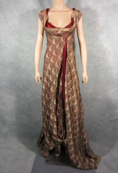 Replica Roman Dress
