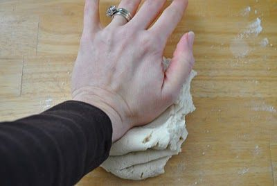 how to make clay with flour
