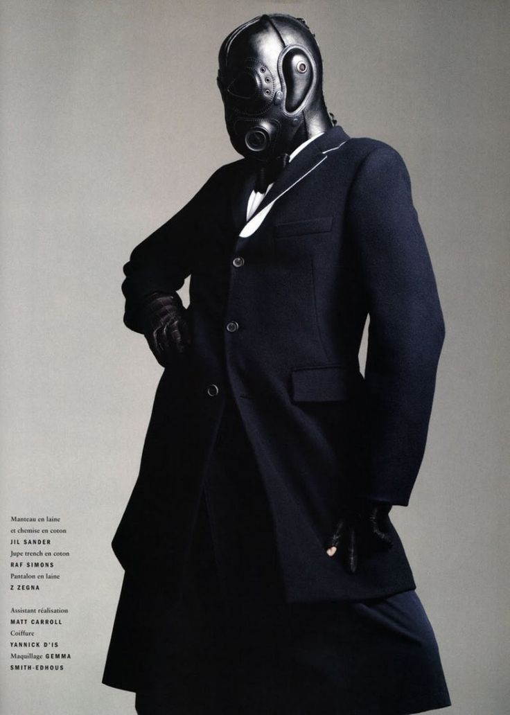 Faux Semblant by Panos Yiapanis for Vogue Hommes International #12  Editorial by Panos Yiapanis and photographed by Willy Vanderperre for Vogue Hommes International #12.