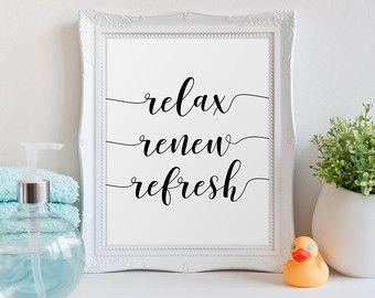 17 best bathroom quotes on pinterest bedroom signs home goods decor and brown bathroom decor. Black Bedroom Furniture Sets. Home Design Ideas