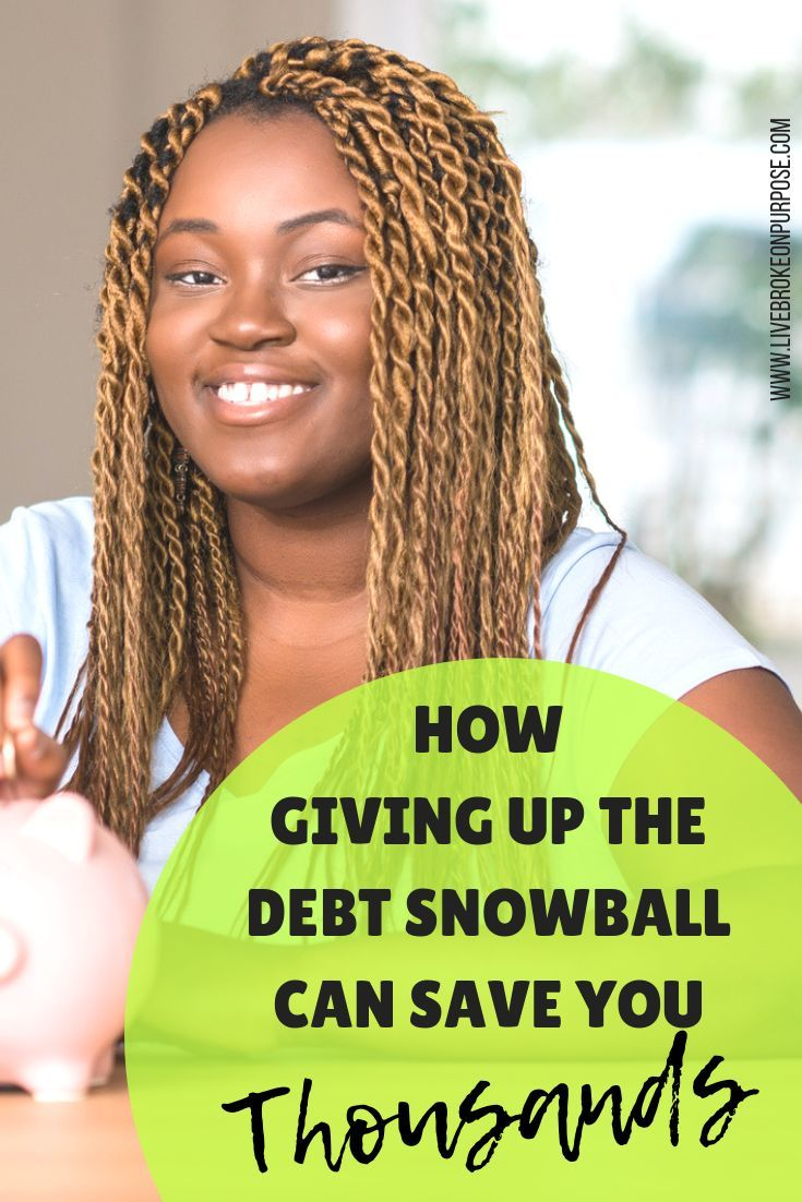 The Debt Snowball vs. The Debt Avalanche and How Switching is Saving us Thousands