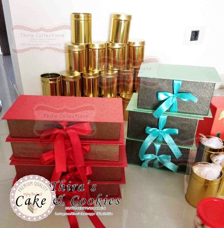Book boxes for eid mubarak package