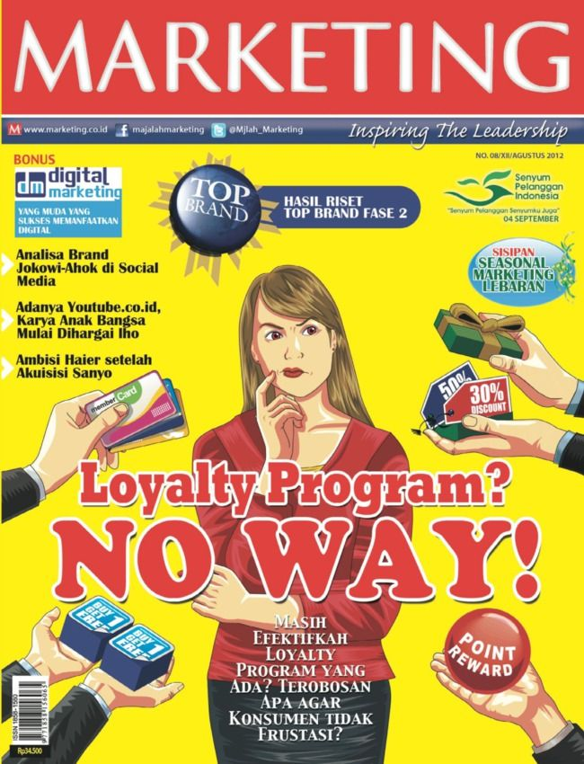 Majalah Marketing Indonesian Magazine - Buy, Subscribe, Download and Read Majalah Marketing on your iPad, iPhone, iPod Touch, Android and on the web only through Magzter