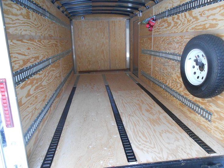 "E-Track Wood Beam Socket for Standard 2"" Lumber - Qty 1 Erickson Trailer Cargo Control 59149"