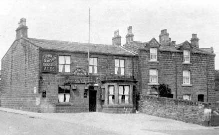 Woolpack Inn, Low Lane