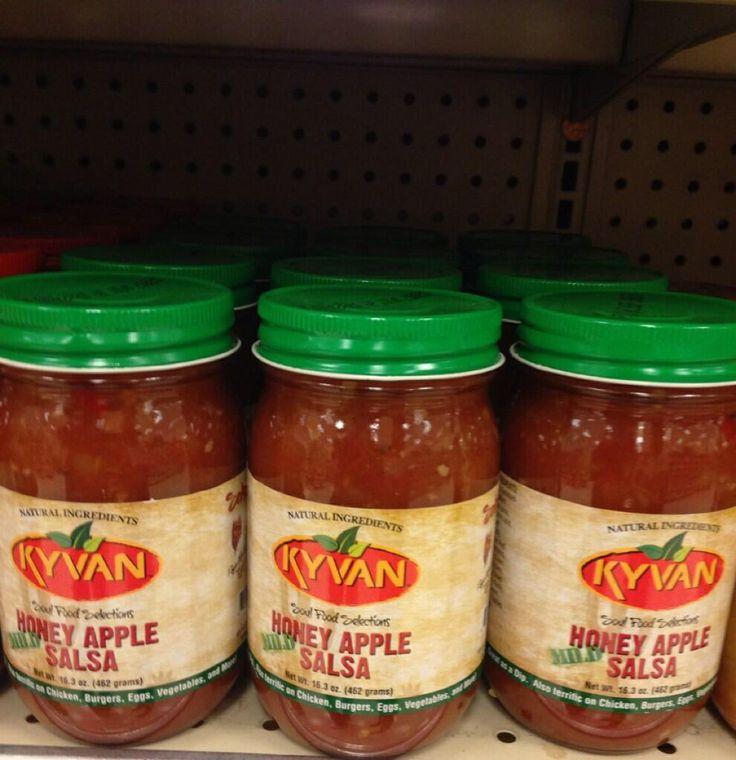 #CincoDeMayo is coming up! Who wants some KYVAN™ Honey Apple Salsa?! #kyvan #salsa @Walmart @therealalbertsons La #fooddepot #sunflower #supersavefoods #supergiantfoods #westernsupermarket #foodoutlet #farmersiga #jeffcoatmarket @specialtreasures #barnessupermarket #superchoicefoods #feltonsmeatproducemarket #carrabelleiga #campusbookmart #vowells #savealot #hitchcocksmarket #littlegiantfarmersmarket #wayfieldfoods @friscoforge #thecornergrocery @Visit Mississippi #amazon