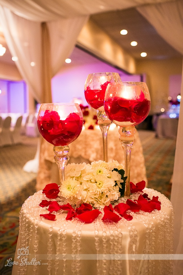 Indian Wedding Inspiration Space Exhibitors CrownePlaza Charlotte Center City Carolina Belle Photography