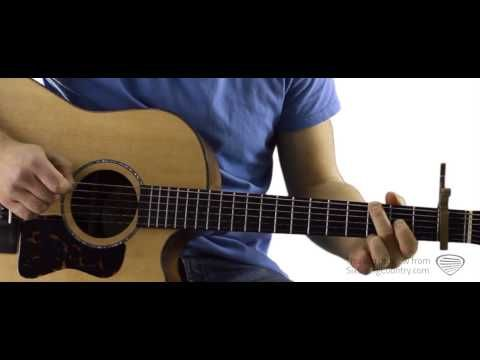 ▶ Drink a Beer - Guitar Lesson and Tutorial - Luke Bryan - YouTube