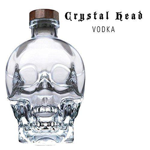 Crystal Head Vodka 70cl: Crystal Head Vodka 70cl – Vodka Star internationale – Canada – 40% – 70cl – Reconnaissable parmi toute a sa…