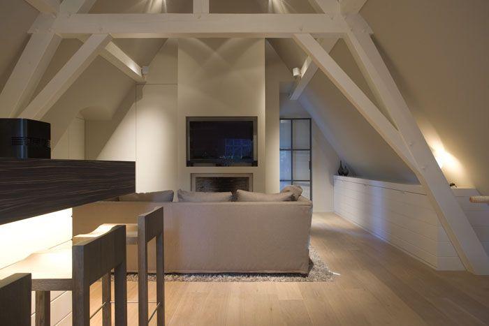 Het Atelier - Interieur (Hooglede, West-Vlaanderen)   project: Vandeurzen