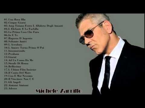 Miglior canzone di Michele Zarrillo || Michele Zarrillo Greatest Hits