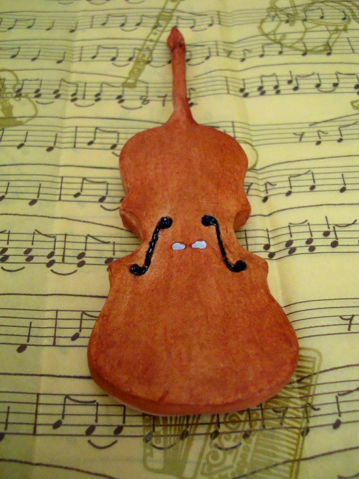 LITTLE CELLO IS PAINTED