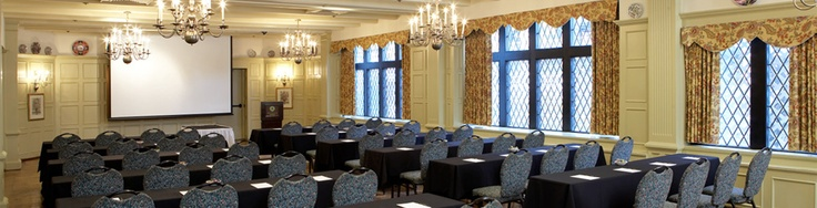 Meeting and Event Photos | Old Mill - Toronto Hotel