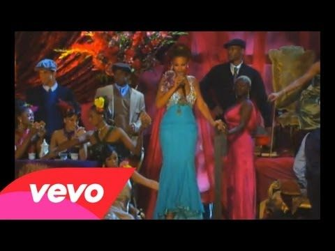 The best Beyonce performance to date! HANDS DOWN  Beyoncé - Dangerously In Love (GRAMMYs on CBS)