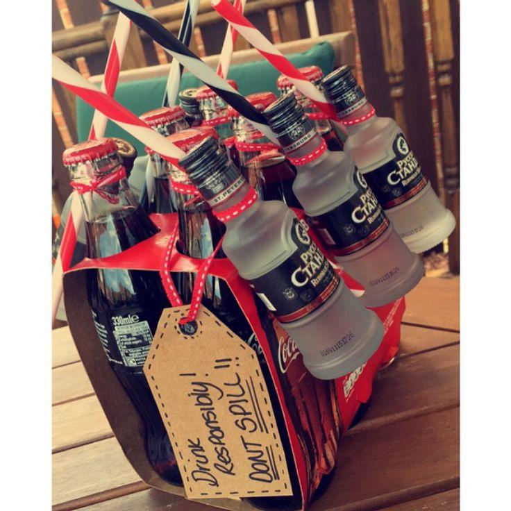 Russian standard vodka gift idea