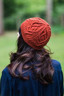 """""""Huck,"""" by Norah Gaughan, knit with Brooklyn Tweed Arbor."""