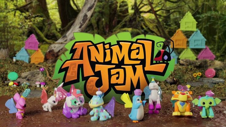 Animal Jam Toys! Make so many wild friends by collecting these JAMTASTIC toys today!