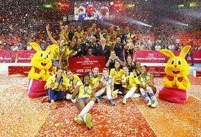 Brasil campeão do Grand Prix de Volei Feminino 2016