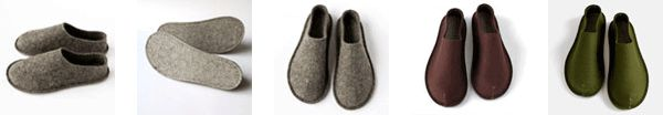 Top-Felt House Shoes - Shop Online for High Quality Handmade Industrial Felt Slippers