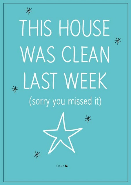 Elske: clean house