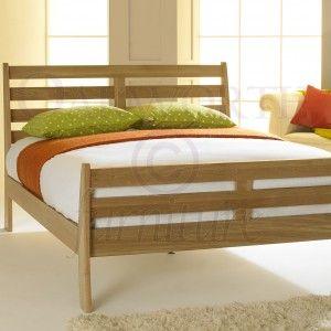 manhattan solid oak bed frame kingsize to find out more visit
