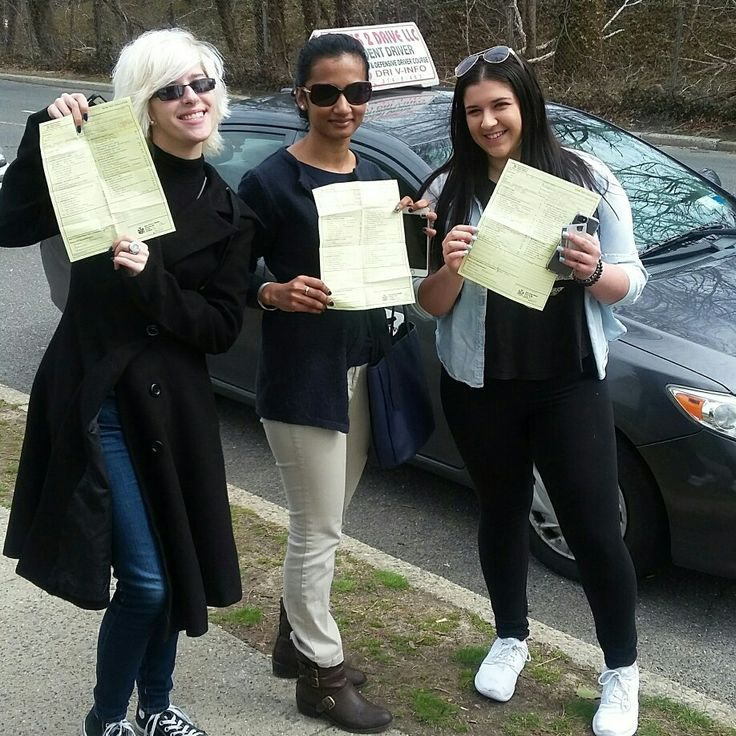 Taylor, Roshan & Angelica of #nassaucounty #longisland #newyork. All took packages with #access2drive. Great job #drive safely.  #acess2Drive #drivingschool #learntodrive #welovewhatwedo #teamaccess #learntodrive  www.access2drive.com