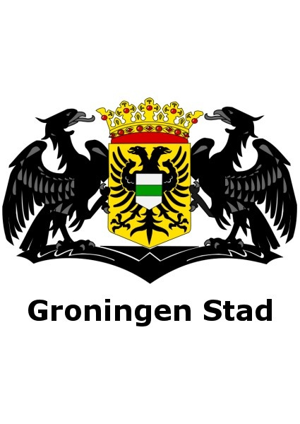 Groningen stad Wapen