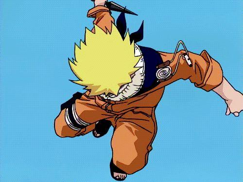 Naruto Uzumaki | @AnimeVsCartoons