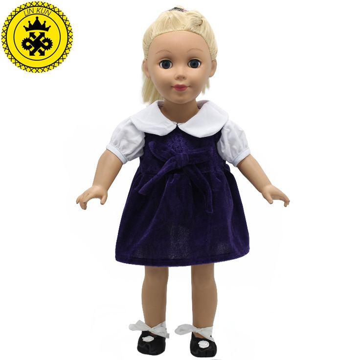 Купить American Girl Куклы Одежда для 18 дюймов Куклы American Girl Куклы и…