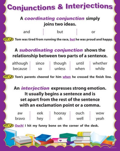 17 Best images about Teaching Conjunctions on Pinterest | Minis ...