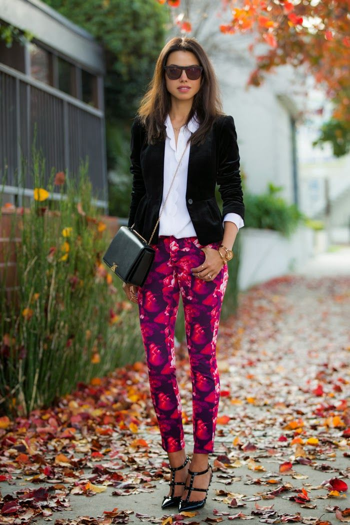 THE FASHION BOMB: Street Style