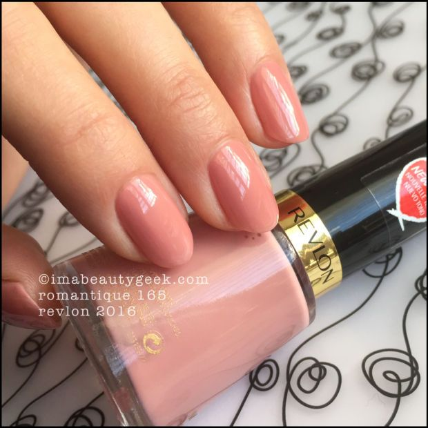 Revlon Romantique 165.. gorgeous nude!  I need this