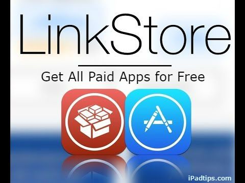 Download Linkstore iOS 9, 10, 9.3.3, 10.2, 10.1, 10.1.1, 10.4, 9.4, 10.3 without jailbreak for iphone, ipad. best ipa files install cydia repo app store get all paid apps for free
