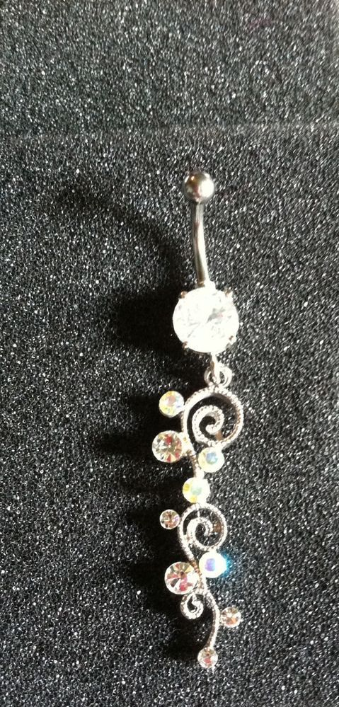 Dangling Belly Ring