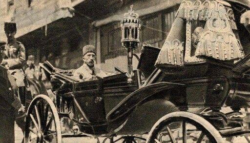 -Son Osmanlı Sultanı Mehmed Vahdeddin Han.