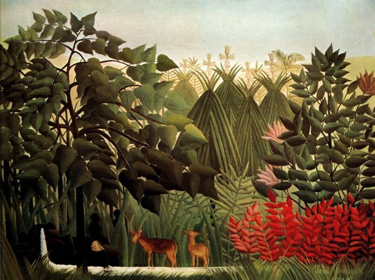 an introduction to the life of henri rousseau the dounier Find thousands of free task lighting essays, term and services to enable us to maintain the quality of life we henri rousseau, the dounier.