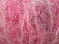 Mohair Boucle Pink Terraces