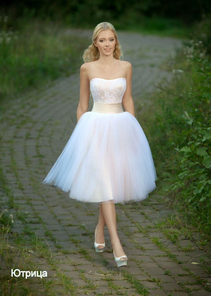 Свадебное платье Ютрица