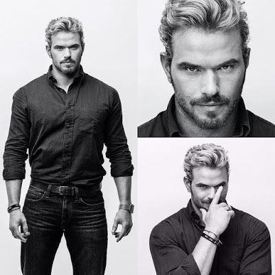 Novos portraits de Kellan como embaixador da NYFWM - Twilight Portugal                                                                                                                                                                                 More