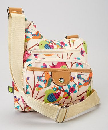 Look what I found on #zulily! Tweety Twig Crossbody Bag by Lily Bloom http://www.zulily.com/?SSAID=930758&tid=acceleration_930758 #zulilyfinds
