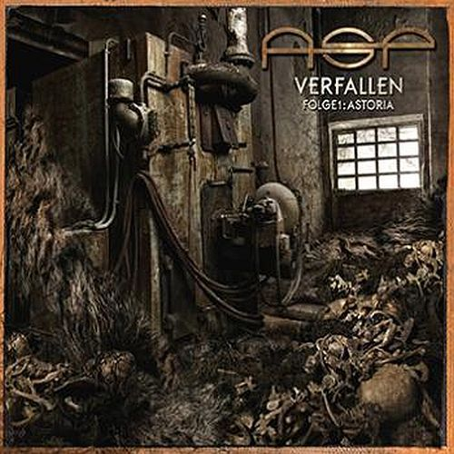 ASP – VERFALLEN, FOLGE 1: ASTORIA | Metalunderground