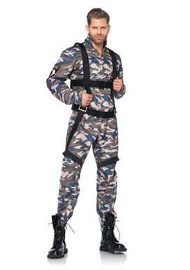 Adult small thru x-lg order army